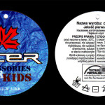Papier Etiketten für Kleidung - Jungen