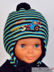 Kopfbedeckung fur Junge