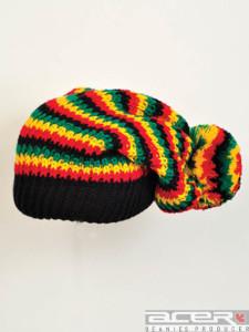 Winter reggae beanie