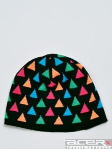 узорной шапочки