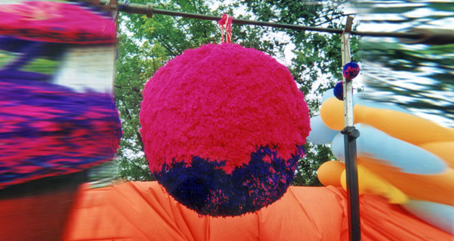 worlds biggest pompom