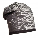 cotton beanie with printing