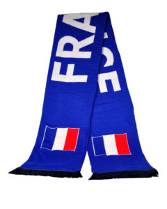 Fußball Schal Frankreich